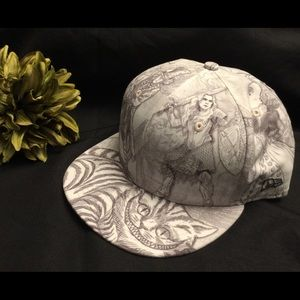 New Era-59Fifty, 7-1/2 Alice and Wonderland Hat